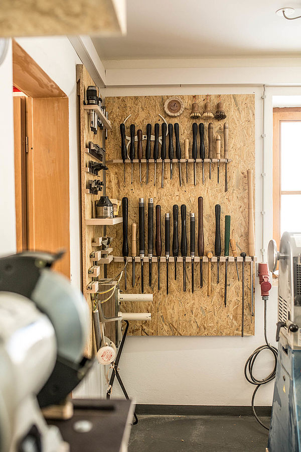 werkstattgalerie gingerwood